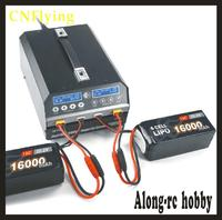 SKYRC PC1080 Dual Channel Charger 1080W 20A 6s LIPO Lithium Battery Charger for Plant Protection UAV Drone PC 1080
