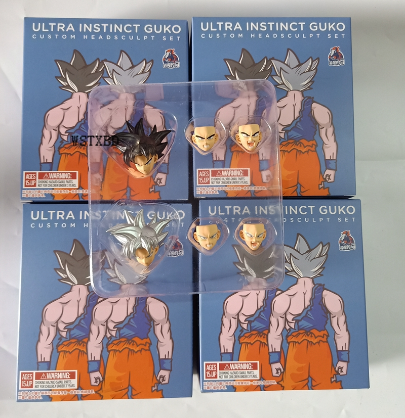 Dragon Ball Z Suit For SHF SSJ Goku UI Ultra Instinct Accessories Demoniaca Fit Figure Collection Model Brinquedos Figurals все цены