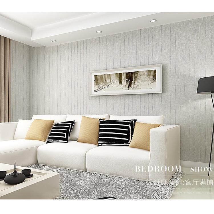 Carta da parati soggiorno moderno moderno lino colore for Carta da parati moderna per soggiorno
