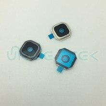 OEM объектив камеры для samsung Galaxy A7 A5 A3 A710F A510F A310F задняя камера стеклянная крышка с рамкой держатель+ наклейка