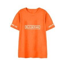 BLACKPINK Casual Loose T-Shirt [11 colors]