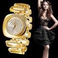 Relógios de pulso Das Mulheres de Luxo Pulseira Strass Relógio Das Mulheres Relógios Senhoras Da Forma do Relógio Hora de Relógio montre femme relogio feminino