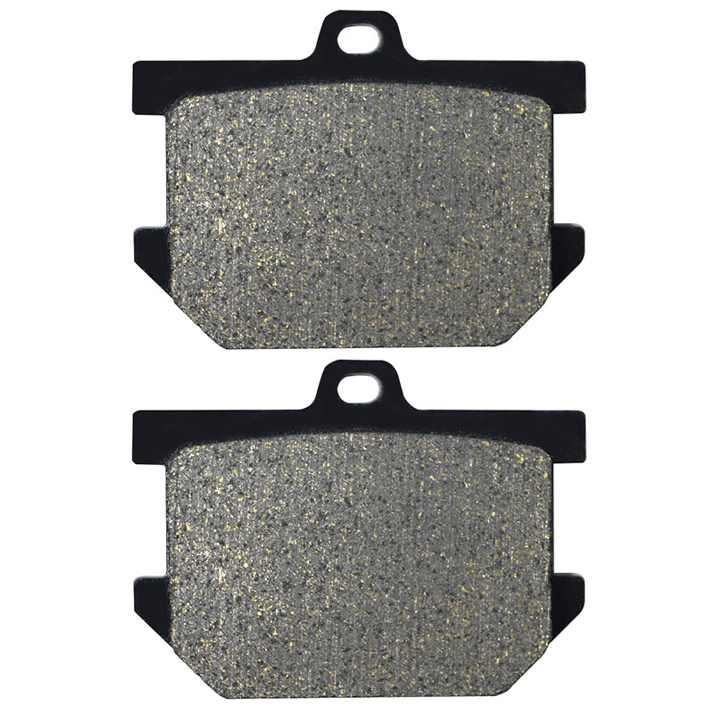 Motorcycle Front and rear Brake Pads Disks 1 pair for YAMAHA XS250 D/E  1979-81 XS400 79 SR500 78-82 XJ650 80-84 XS650 77-81