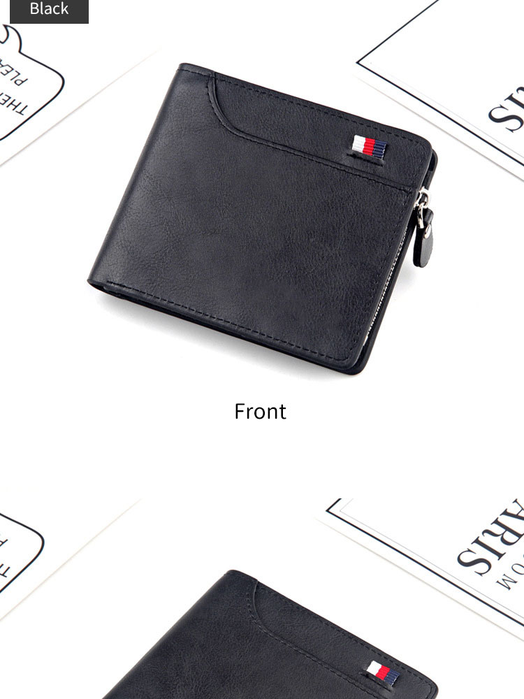 HTB1SIR4OwHqK1RjSZFEq6AGMXXaV - NO.ONEPAUL Leather Slim Wallets Mini Wallets Magic Card Holder Men Wallets Money Bag Male Vintage Black Short Purse Small