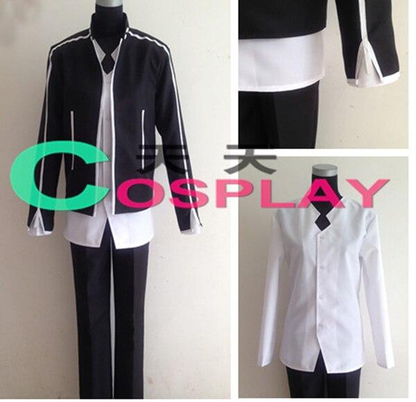 2019 fate stay night Gilgamesh cosplay costume fsn coat shirt pant custom made any size
