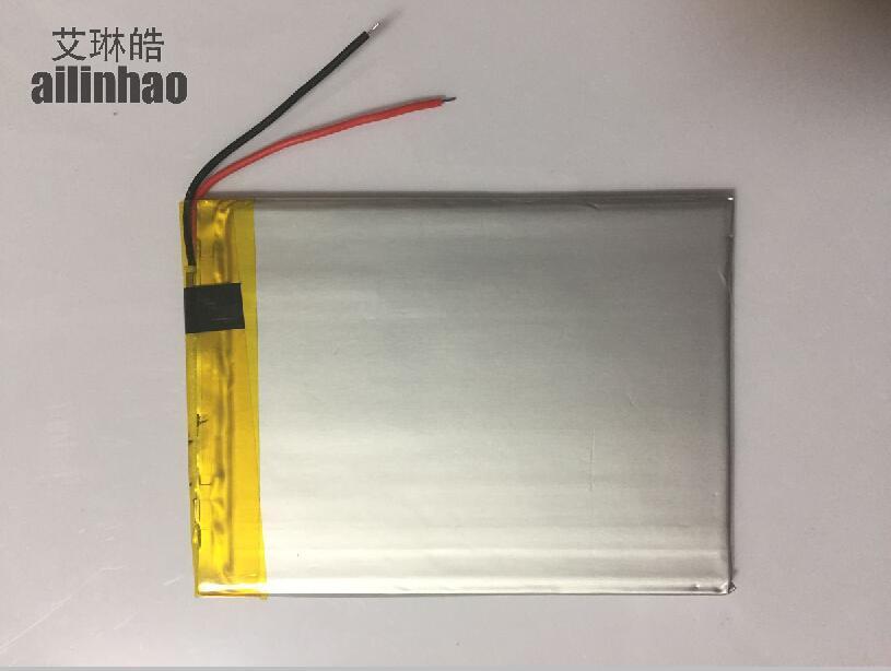 Ailinhao New Universal Battery For BQ-7000 Bq 7000 3G Tablet Battery Inner 3.7V Polymer Li-ion+Tracking