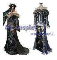 Anime Final Fantasy Cosplay Final Fantasy X Lulu Women's Performance Costume Cosplay Costume Freeshipping