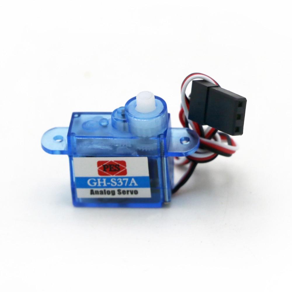 10 pçs lote mini 3.7g micro servo
