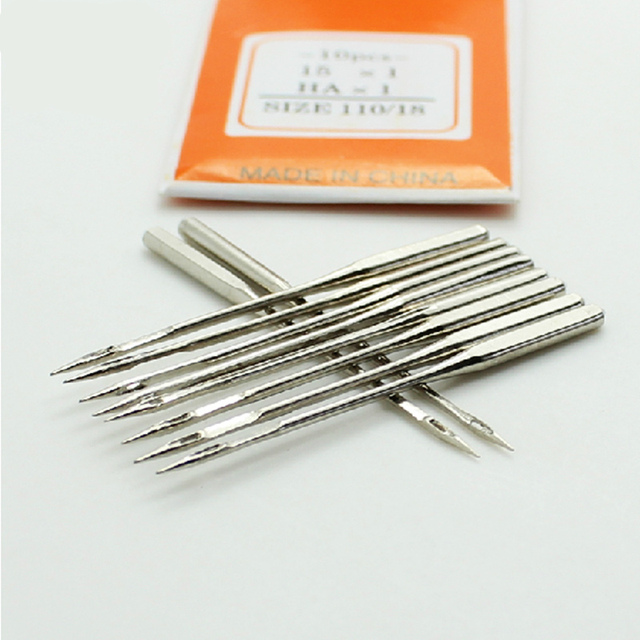 40pcs Lot Home Sewing Machine Needle Sewing Accessories Various Extraordinary Needles For Sewing Machines