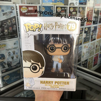 Funko pop Official Harry Potter and the Philosopher's Stone Harry, Ron, Hermione Vinyl Action Figure Collectible Model Toy
