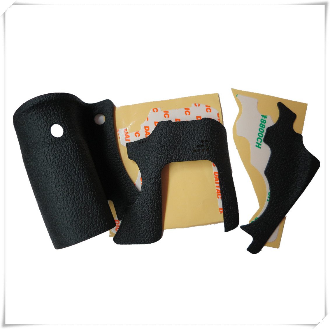 цены NEW Original A Set Of Body Rubber 3 pcs Front cover and Back cover Rubber For Canon EOS 6D repair spare parts