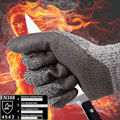 NMSafety High Quality CE Standard Cut Resistant Level 5 Anti-Cut Work Gloves
