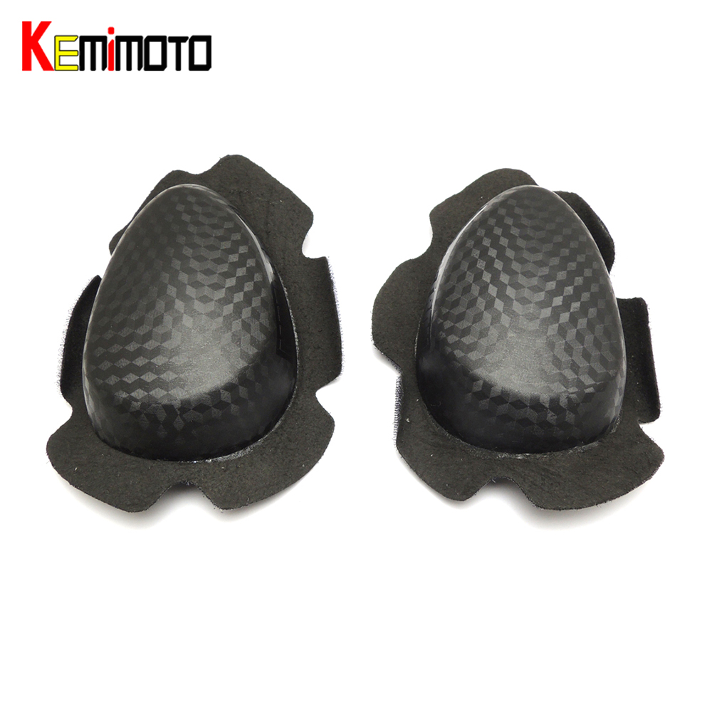 Kneepad-Sliders Protective Motorcycle Three-Color Photo-Shown Universal Same as