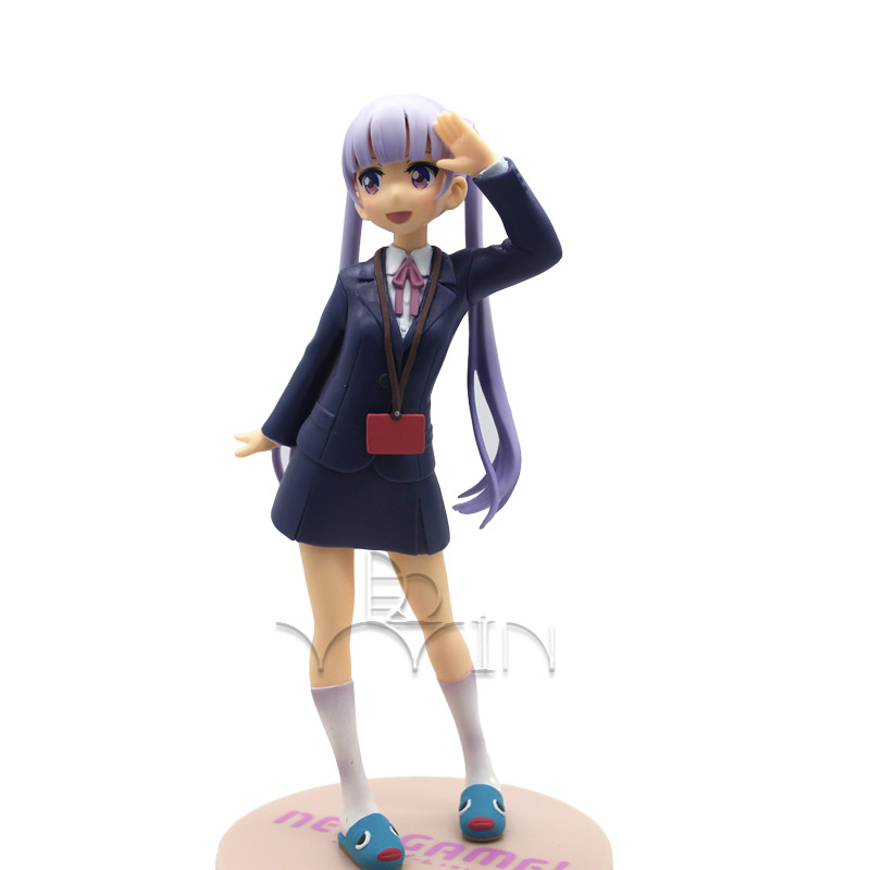 NEW GAME Suzukaze Aoba anime figure cheappest small household meat mincing machine wholesale