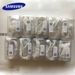 Image 2 - SAMSUNG Original Earphone EO EG920 Wholesale 5/10/15/20/50 Pieces Wired 3.5mm EG920  In ear Headsets with Mic for Xiaomi