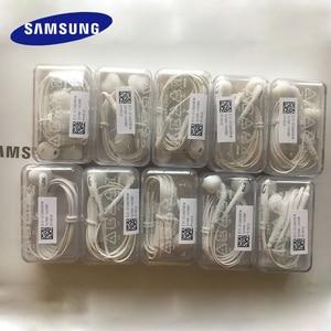 Image 2 - Оригинальные наушники SAMSUNG, оптовая продажа, проводные наушники вкладыши с микрофоном для Xiaomi, 5/10/15/20/50 шт., 3,5 мм, EG920