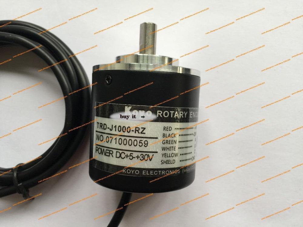 Free Shipping TRD-J1000-RZ New Encoder