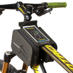 2019 PROMEND road bike wodoodporna torba na telefon komórkowy rower górski torba na telefon komórkowy torba rura rowerowa