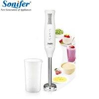 Original Colorful 2 speeds electric food blender mixer kitchen detachable hand blender egg beater vegetable stand blend Sonifer