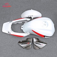 ABS Injection Fairing Bodywork Panel K Set Fit For Honda CB400 Vtec3 Motorcycle