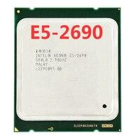 Оригинальный Intel Xeon E5 2690 2,90 ГГц 135 Вт 8 CORE 20 м E5 2690 LGA2011 процессор