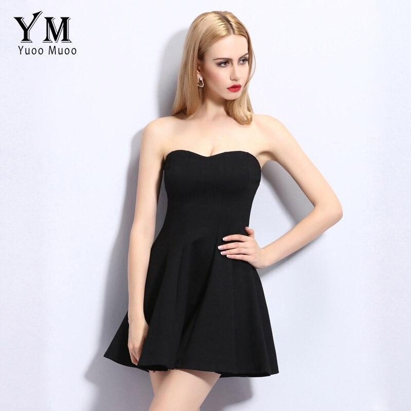 YuooMuoo European Style Frauen Sommer Sexy A-Linie Über dem Knie - Damenbekleidung - Foto 3