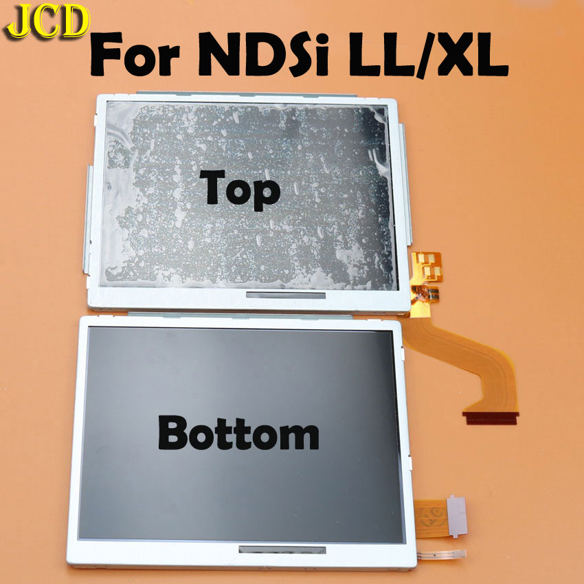 Image 5 - JCD 1pcs Top Bottom Upper Lower LCD Screen Display For Nintend DS Lite NDS NDSL NDSi for 3DS New 3DS LL XL for GBA SP-in Replacement Parts & Accessories from Consumer Electronics