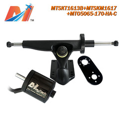 Maytech  g-wheel skateboard 6355 170kv big brushless motor and truck and mount for boosted board skateboard