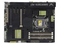 Kostenloser versand original motherboard für ASUS SaberTooth P67 LGA 1155 DDR3 32 GB USB2.0 USB3.0 P67 Desktop mother-in Motherboards aus Computer und Büro bei