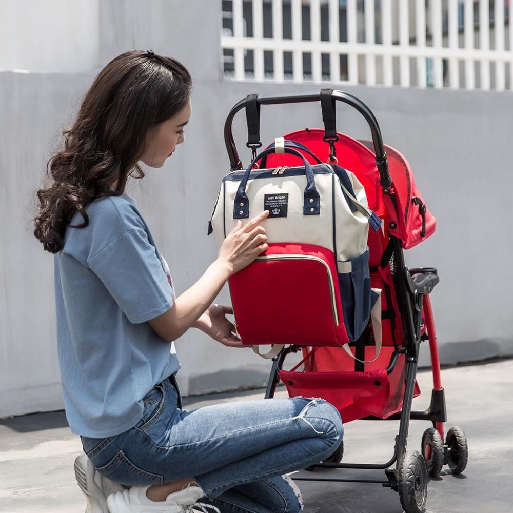 Diaper Bag Mummy Maternity Bag Large Capacity Baby Baby Bag Travel