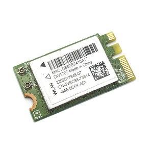 10 sztuk Dell bezprzewodowy DW1707 QCNFA335 WLAN WiFi 802.11 b/g/n + karta Bluetooth 4.0 NGFF VRC88 Latitude 3340 E5250 3550 E7250 E7450
