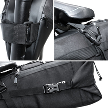NEWBOLER Bike Waterproof Bag Bicycle Saddle Tail Seat  Storage Bags