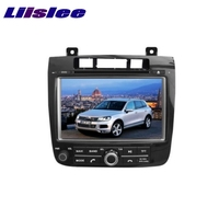 For Volkswagen VW Touareg 2010~2017 LiisLee Car Multimedia TV DVD GPS Audio Hi-Fi Radio Stereo Original Style Navigation NAV