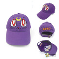 2017 hot anime peripherals baseball hat sailor moon purple white cap anime hat CA286