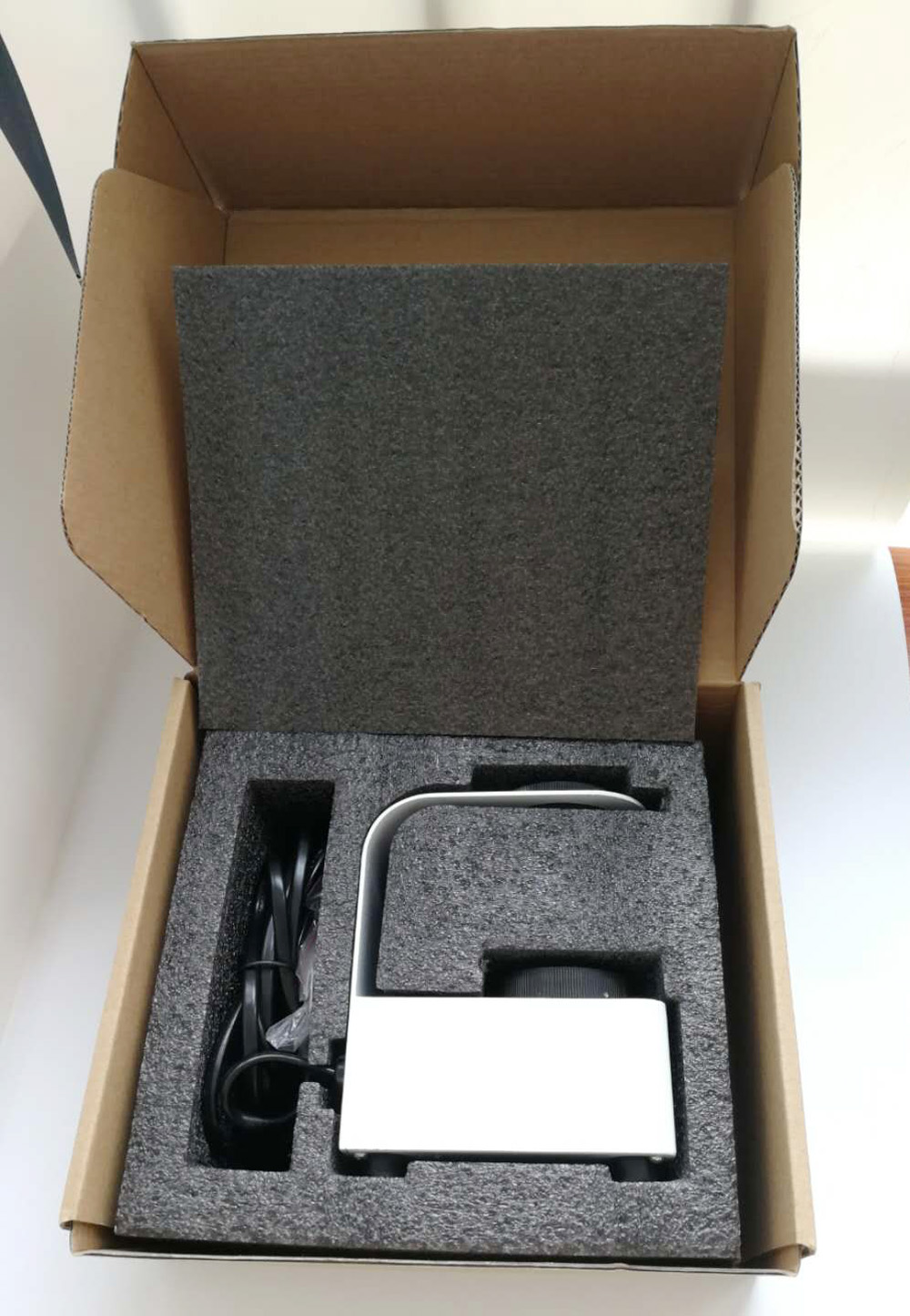 Desktop Polariscope Built-in LED Gemstone Polariscope TP-001