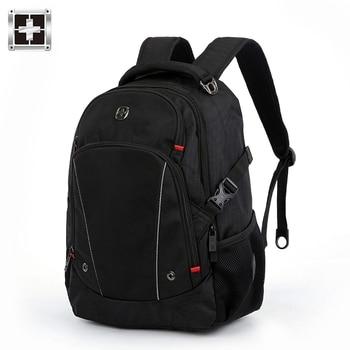 men waterproof Oxford Men 17 inch buisness Laptop Backpack men travel laptop backpack waterproof Mochila  Man's Backpacks