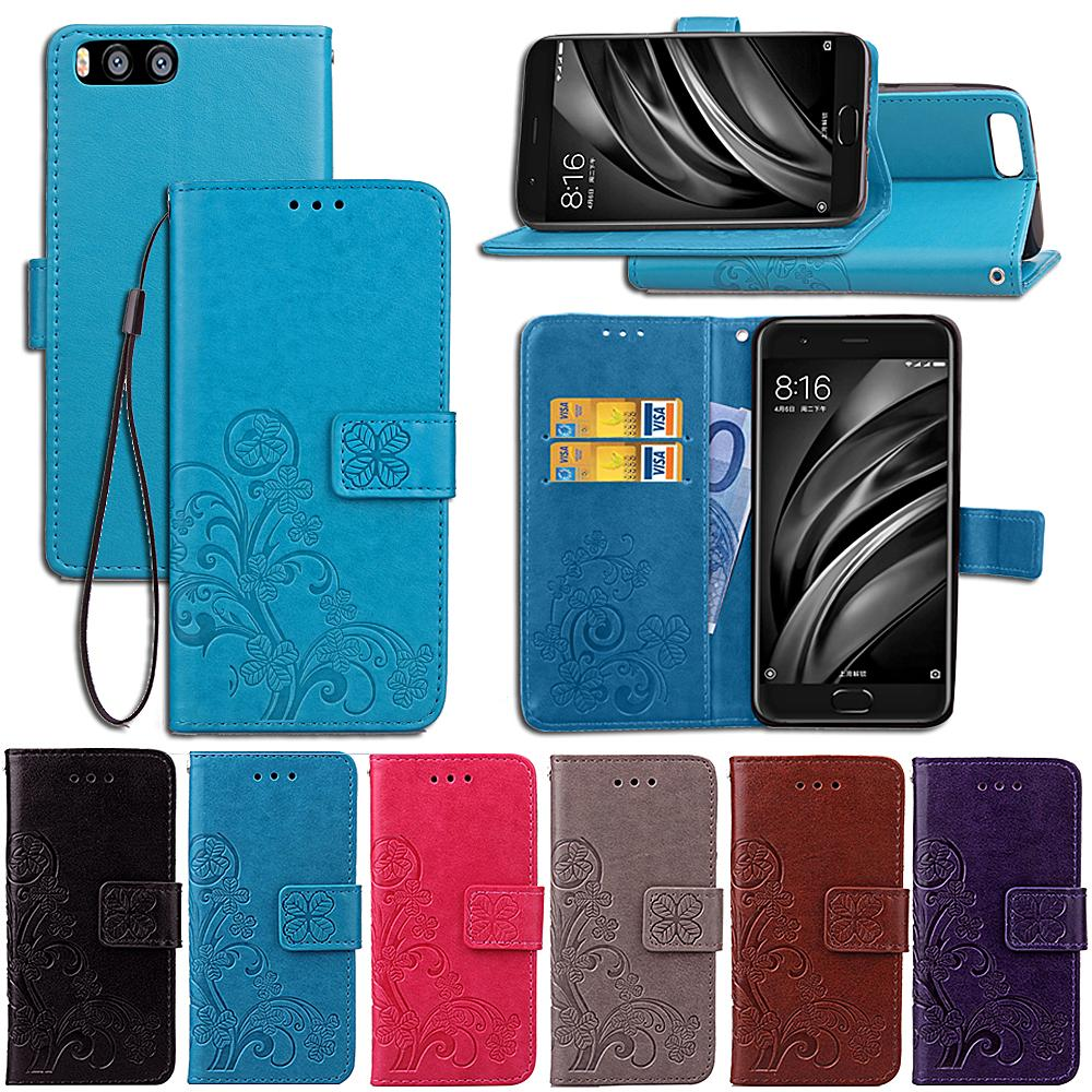 Flip Wallet Cover For <font><b>Xiaomi</b></font> <font><b>Mi</b></font> 6 Case On <font><b>Mi</b></font> <font><b>A2</b></font> Luxury Leather Back Soft Silicone Bag For Coque <font><b>Xiaomi</b></font> <font><b>Mi</b></font> <font><b>A2</b></font> <font><b>MiA2</b></font> MI6 Case Funda image