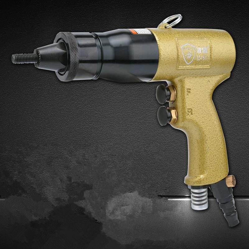 pneumatic air nut riveting gun