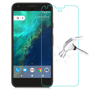 Image 1 - For Google Pixel XL Tempered Glass Original 9H High Quality Protective Film Explosion proof Screen Protector For Google Pixel XL