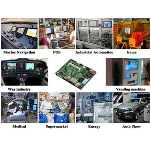 Image 5 - Fanless Intel Atom N2800 Mainboard with 2Gb Memory 6x COM 6x USB 2x LAN 1x HDMI 1x VGA Industrial Motherboard for POS system