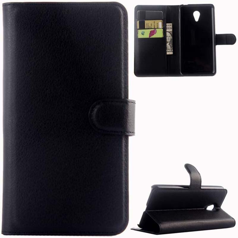 YINGHUI Роскошные элегантные личи кожи Магнитный кошелек кожаный чехол для телефона для мейз M2 Примечание