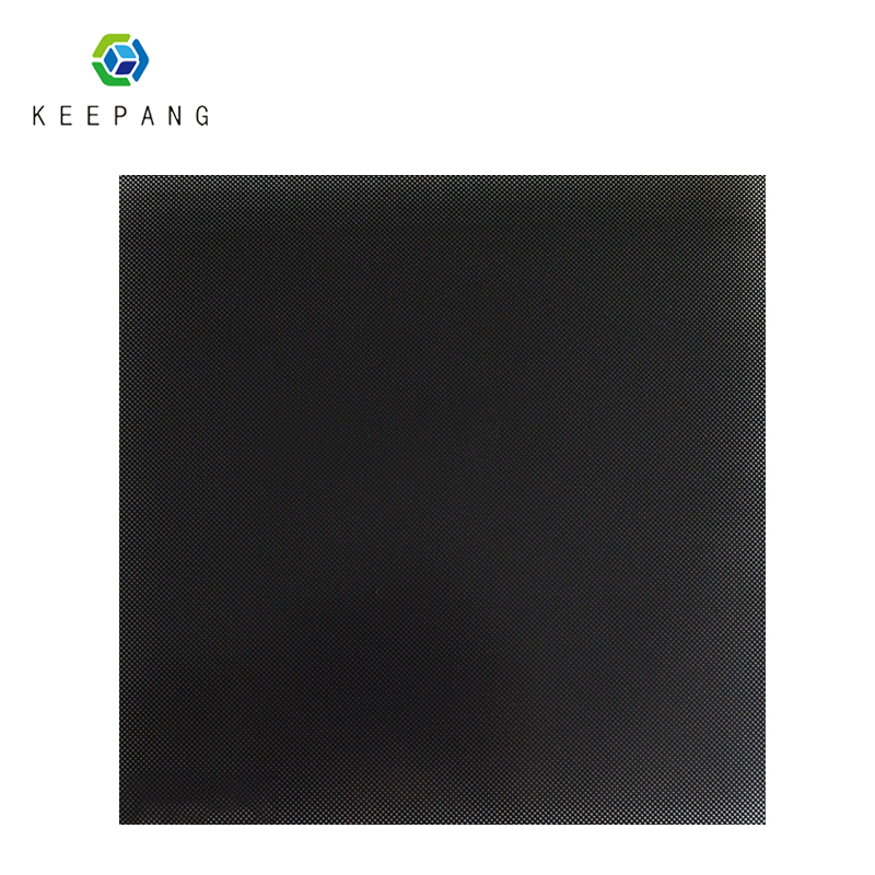 Kee Pang 3D Printer Platform Heated Bed Build Surface Glass Plate Ultrabase Square-Round Lattice Gas
