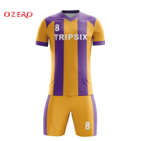 custom soccer jersey sets uniforms breathable college team sports clothing