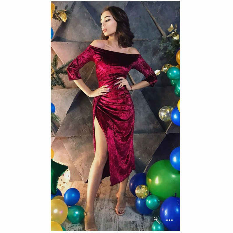 47e901b8bb3aa Detail Feedback Questions about New Fall Fashion dresses vestido ...