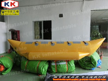 Cheap Inflatable Banana Boat For Water Play Equipment