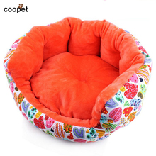 COOPET High Quality Pet Dog Bed Soft Comfortable Warm Bed Mat Dog House For Small Dogs cama perro cuccia cane