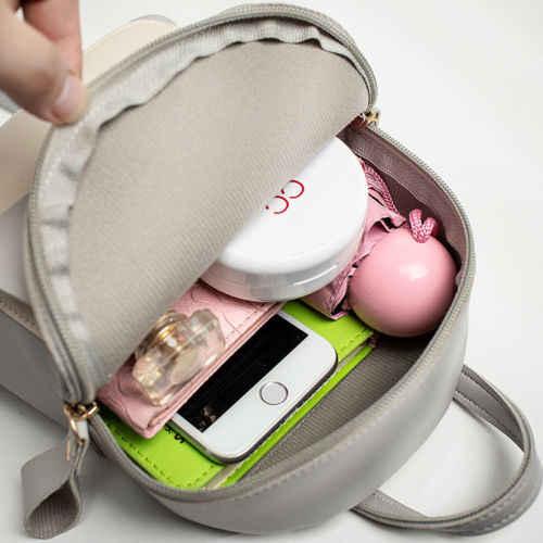 Gadis Wanita Mini Ransel Tas Sekolah Tas Travel Tas Bahu Wanita Ransel Tahan Air Ransel Bagpack Tas untuk Wanita 2019