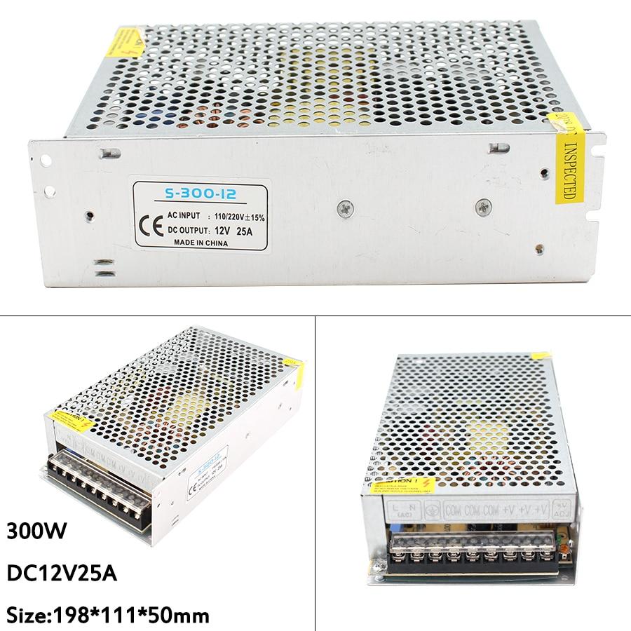 Lighting Transformers DC 5V 12V 24V 36V Power Supply Adapter 5 12 24 36 V 1A 2A 3A 5A 6A 8A 10A 15A 20A LED Driver LED Strip Lab 2