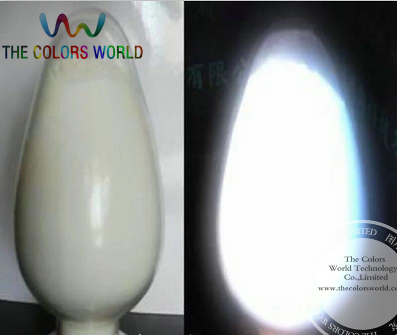 TCYG100 Glow in dark pigment White  Color long last glowing, luminescent powder,Noctilucent powderTCYG100 Glow in dark pigment White  Color long last glowing, luminescent powder,Noctilucent powder