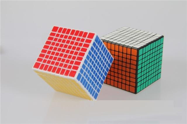 NUEVA ShengShou 9x9x9 Cubo Mágico Profesional de PVC y Mate Pegatinas Cubo Mágico Puzzle Velocidad Juguetes Clásicos aprendizaje y Educación Juguete